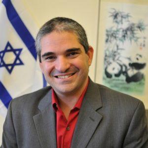 Omer Eshel CEO of TBCTL